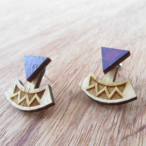 Ear Jackets tribales